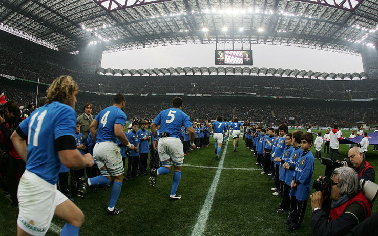 Rugby, Italia-All Blacks sarà a Roma